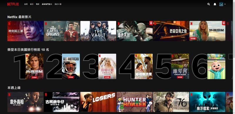 美國 Netflix